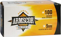 armscor 9mm