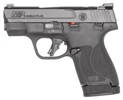 smith & wesson m&P9 shield plus thumb safety or