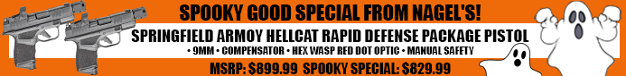 springfield armory hellcat rapid defense package